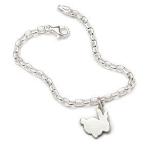 Little Lamb Jewellery – Rabbit, $100.00