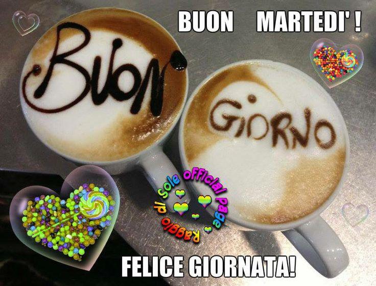 Buongiorno buon martedi and felice giornata for Immagini divertenti buona giornata