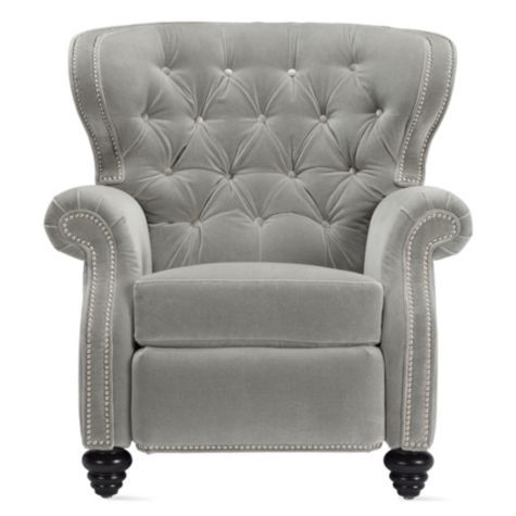 Hayes Recliner Chair from Z Gallerie