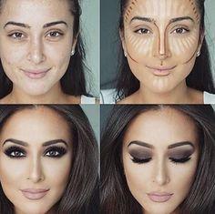 15 transformations make-up qui vont vous coller des frissons ! - Les Éclaireuses