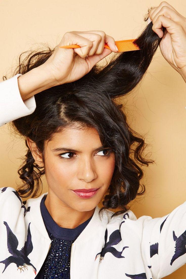 Haare toupieren funktioniert nicht