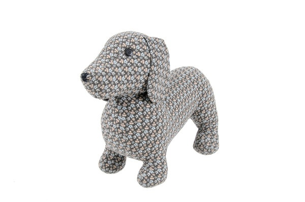 Cotton.T Coffee Dog. ($86.20 NZD)   *High quality cloth toys. Silky feeling cotton toys with 100% cotton inner.