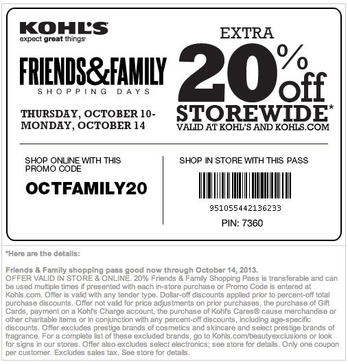 Kohl 15 off coupon code