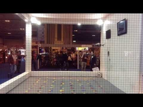 Flying Toys film the Parrot AR.Drone 2.0 at the 2014 Gadget Show Live - http://bestdronestobuy.com/flying-toys-film-the-parrot-ar-drone-2-0-at-the-2014-gadget-show-live/