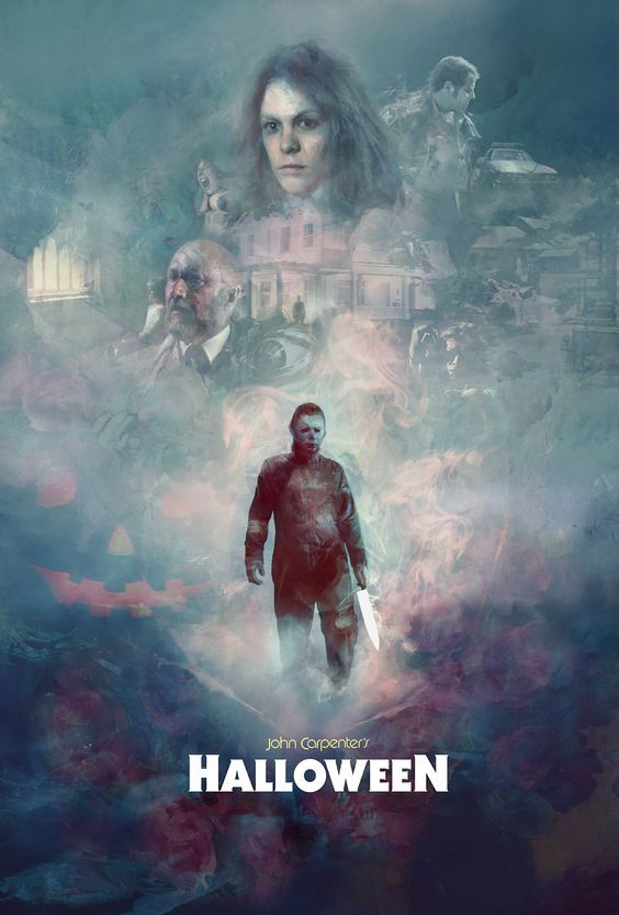 Welcome To The CREEPSHOW — kogaionon: Halloween by Christopher Shy /...