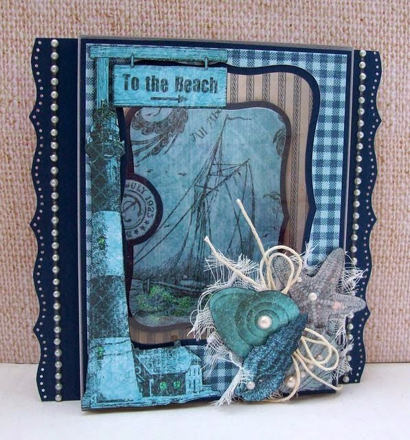 Best of Betsy's - By The Sea from Graphic 45