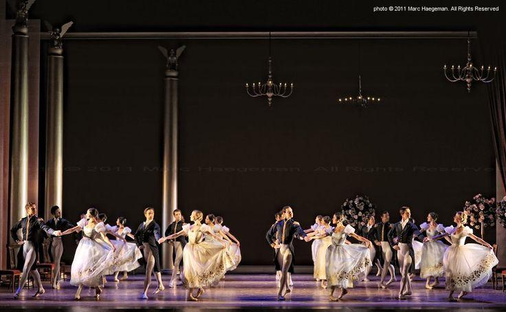 Onegin - Koninklijk Ballet van Vlaanderen / Royal Ballet of Flanders | Flickr - Photo Sharing!