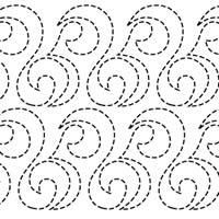 86 best Free Motion Quilting images on Pinterest   Free motion ... : free longarm quilting patterns download - Adamdwight.com