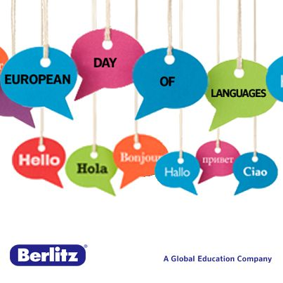 On September 26 is European Day of Languages! The purpose of this day is to alert the public to the importance of #language learning and to promote the rich linguistic and cultural diversity of #Europe.