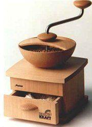 Landhausstil Deko Kaffemühle