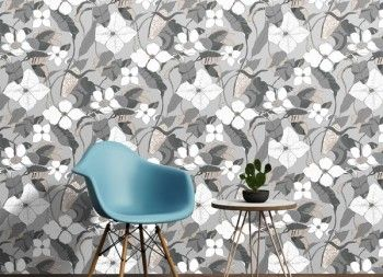 Wallpaper Print by Plattform Studio Pattern design