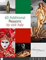 60 Additional reasons to visit Italy - An unconventional guide in 60 pills #ebook #italy #free
