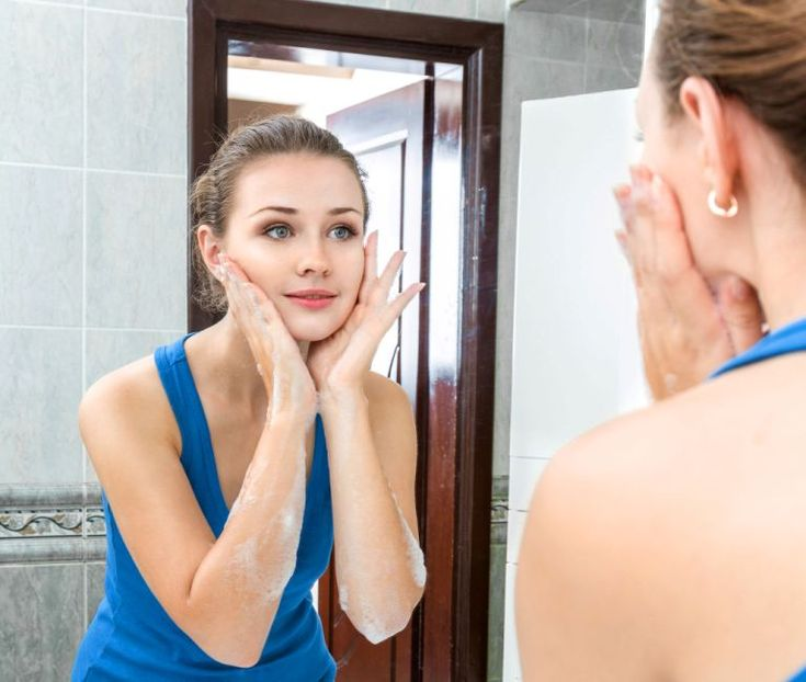 Tips to Get Rid of Oily Skin.