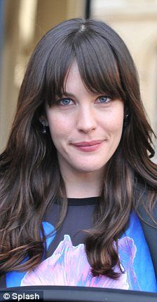 Lots of conditioner, clean nails and cucumber juice: Liv Tyler reveals her beauty secrets and gives her granny most of the credit