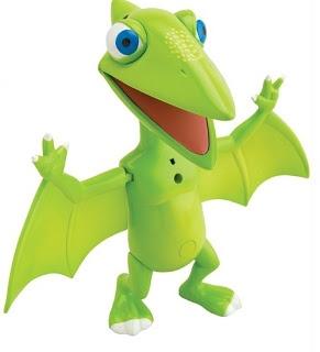 Ecco Tiny, una delle amiche di Buddy de Il treno dei dinosauri. Solo su http://www.robedacartoon.it/il-treno-dei-dinosauri.html