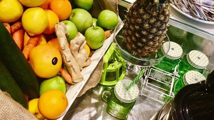 Centrifuga frutta fresca bar stadio