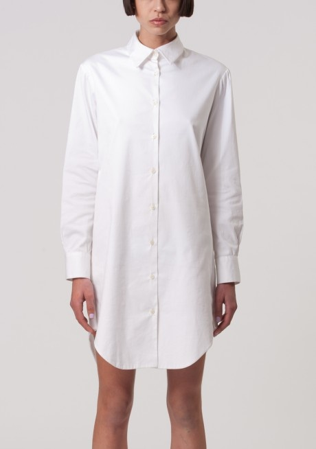 124 best images about shirt dress on pinterest for Crisp white cotton shirt