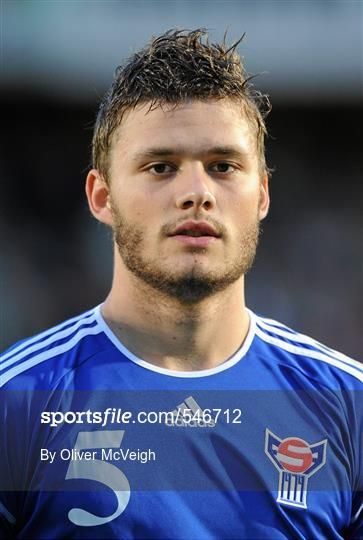 Atli Gregersen Sportsfile Northern Ireland v Faroe Islands EURO2012