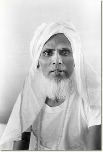 Sufi Saint Bawa Muhiyuddin(Q); Sri Lankan; lived and taught for many years in U.S.