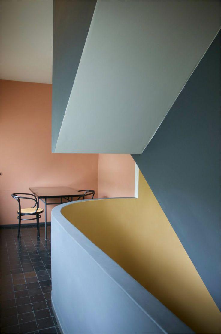 Weißenhofsiedlung. Le Corbusier