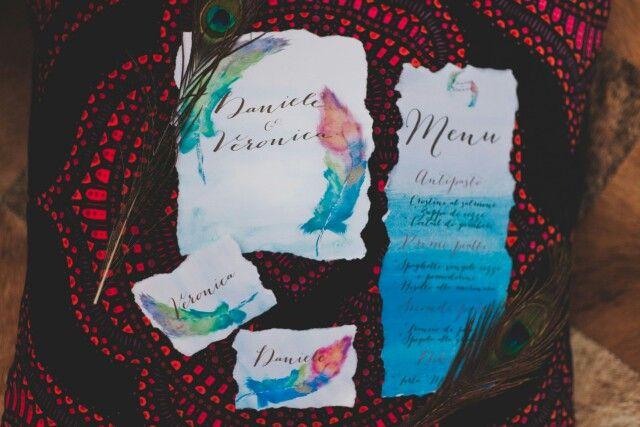 Boho style, invitations,  wedding invitations,  wedding table