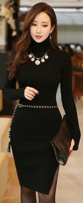 Love this sophisticated outfit.