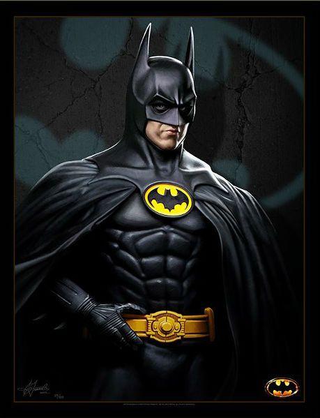 Batman by Christopher Franchi