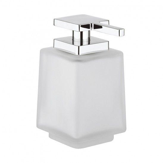 Wisp soap dispenser in Wisp | Luxury bathrooms UK, Crosswater Holdings