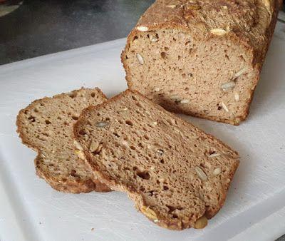 Madgudinden: Mørkt glutenfrit brød - MalbyMix