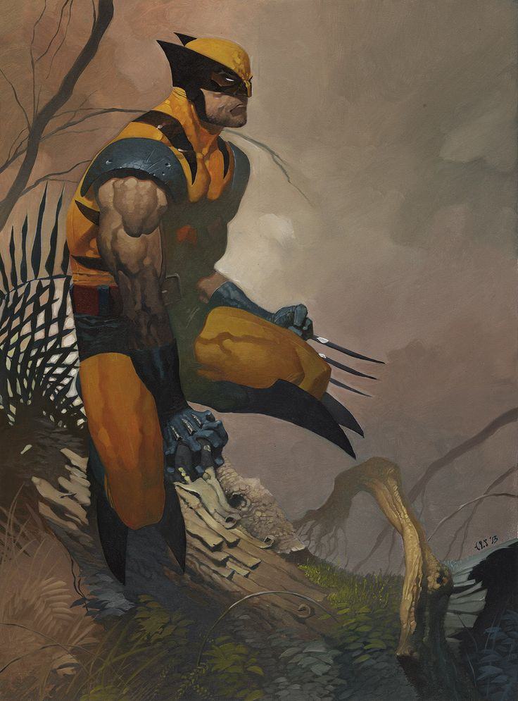 Wolverine by Chris Stevens.