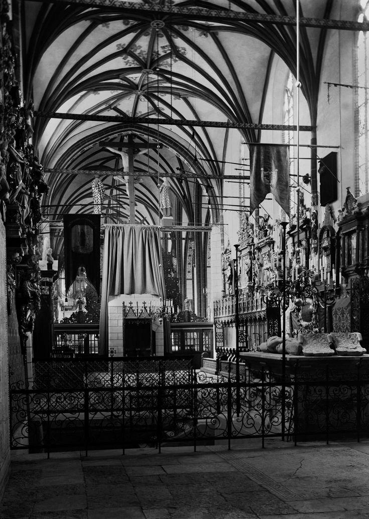 Königsberg Pr.  Dom, Innenansicht