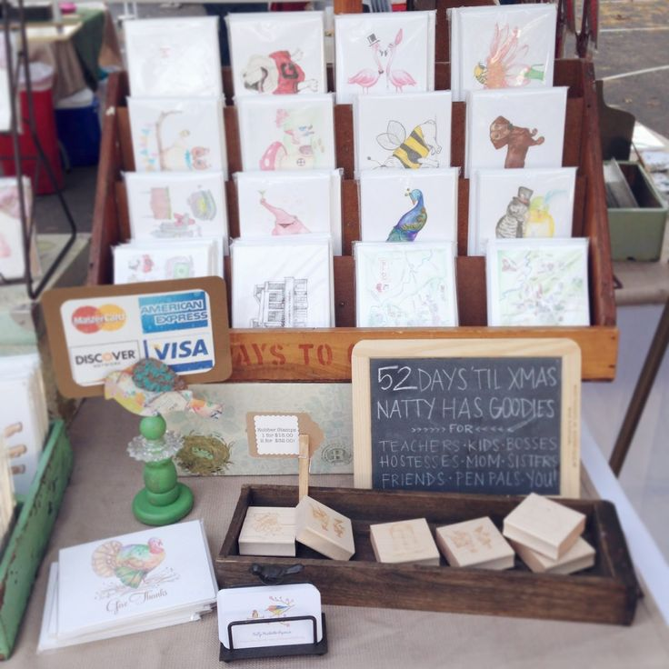17 Best Images About Craft Show Display Ideas On Pinterest