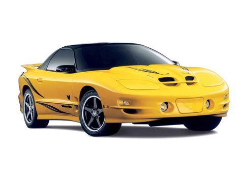 Отзывы о Pontiac Firebird (Понтиак Фаеберд)