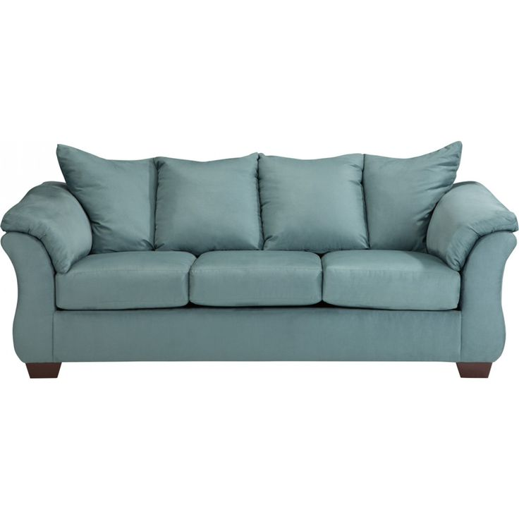 Darcy   Sky   Sofa by Signature Design by Ashley  Get your Darcy   Sky    Sofa at Milwaukee Furniture  Chicago IL furniture store. Best 25  Ashley furniture chicago ideas on Pinterest   Orange