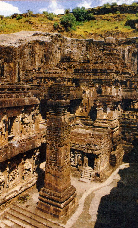 Ellora Caves Aurangabad | Travelers Guide India
