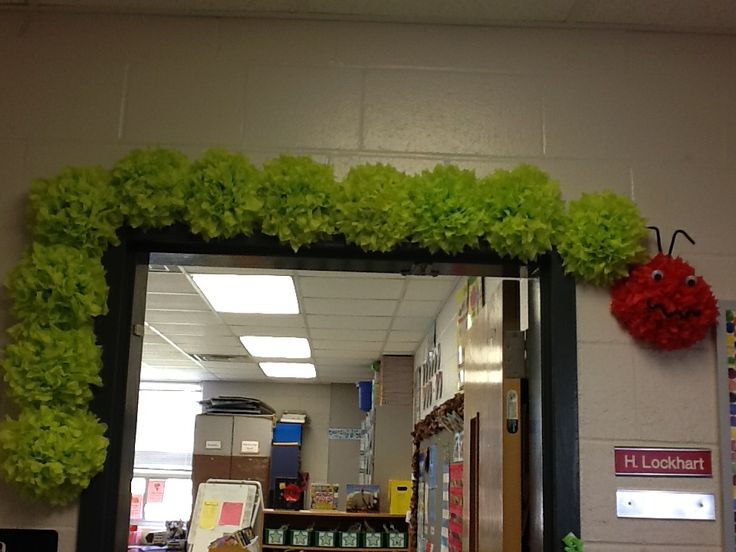 Classroom Decoration Ideas With Paper : Eric carle classroom decorations google search kinder