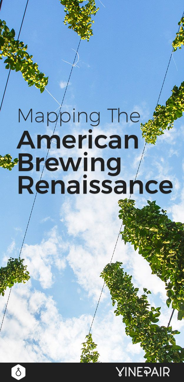 Mapping The American Brewing Renaissance 146 best