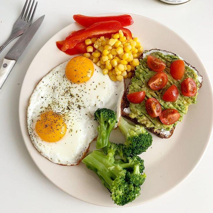 Спортивная диета из яиц