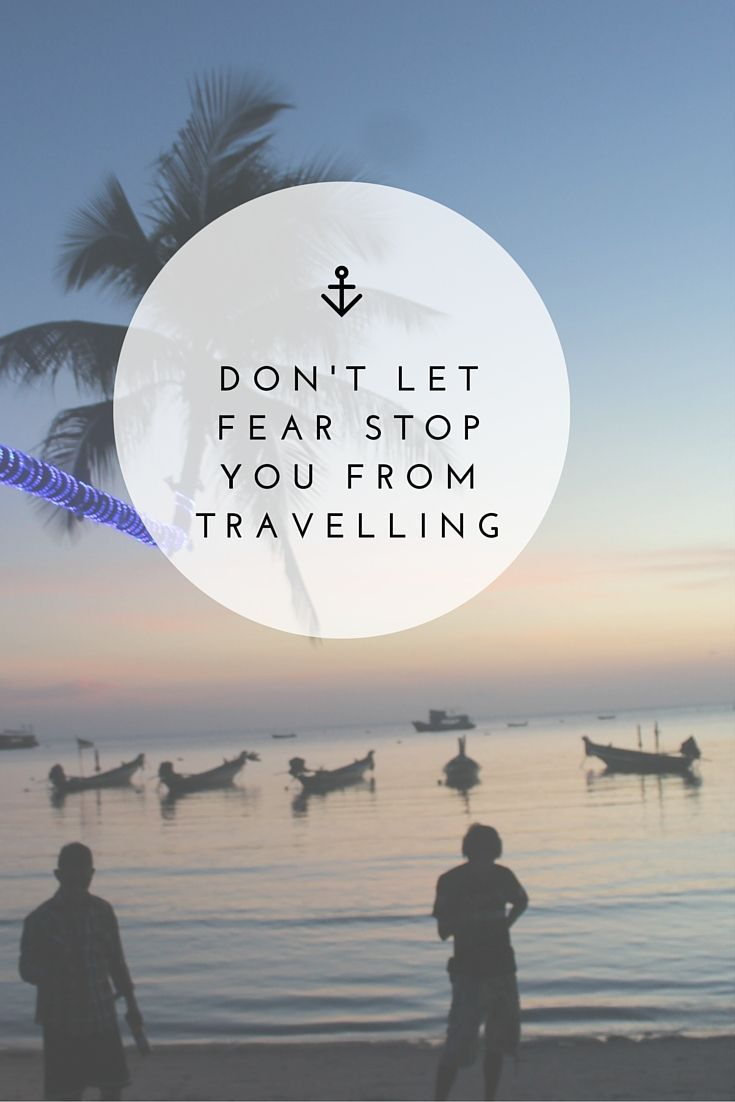 As someone who prioritises travel above all else, and rarely spends an hour without thinking about where I could book a ticket to next, fear of travel doesn't ever really enter my periphery... but I have some tips if this is not you. Read more...