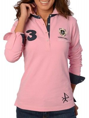 Womens M Banda Ladies Polo Shirt Valecuatro Where Can You Find gXSmJsNv
