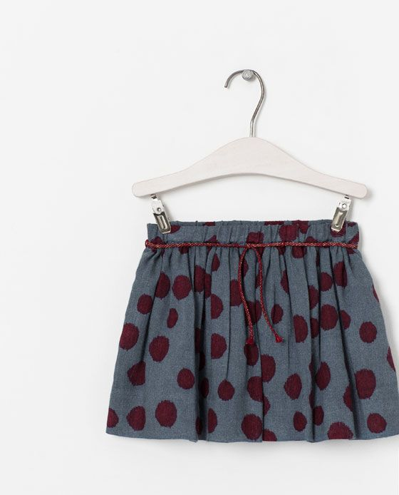64 best images about faldas on pinterest skirts zara - Zara kids online espana ...