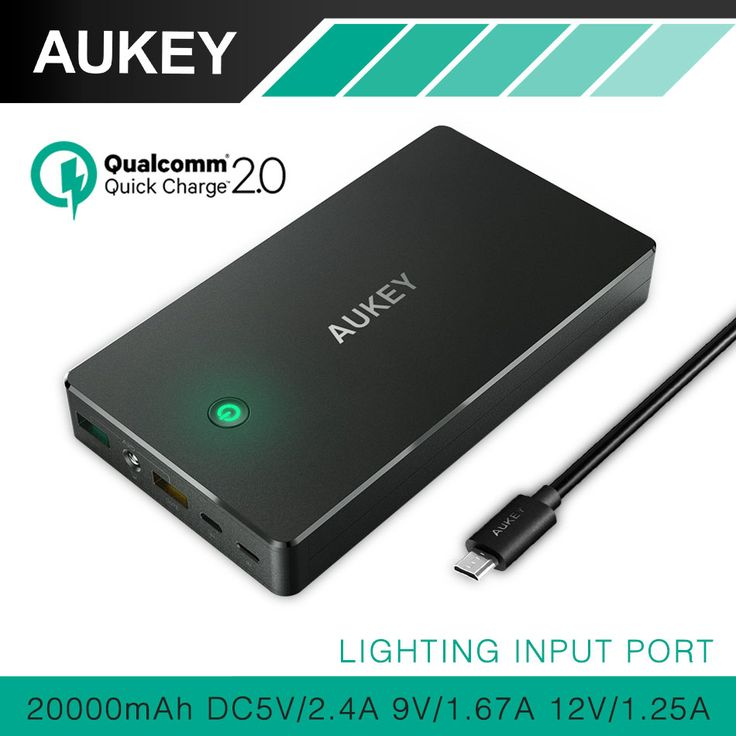 # For Sale Quick Charge 2.0 AUKEY 20000mAh Power Bank Portable External Battery Pack Charger For Smartphones Support Lightning Cable Input [cjxau014] Black Friday Quick Charge 2.0 AUKEY 20000mAh Power Bank Portable External Battery Pack Charger For Smartphones Support Lightning Cable Input [0HjfM5T] Cyber Monday [2F5cP1]