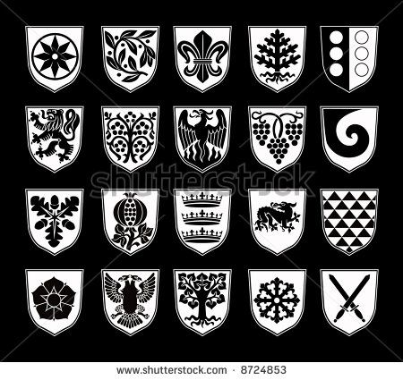 381 Best Heraldry Images On Pinterest Crests Family Crest And
