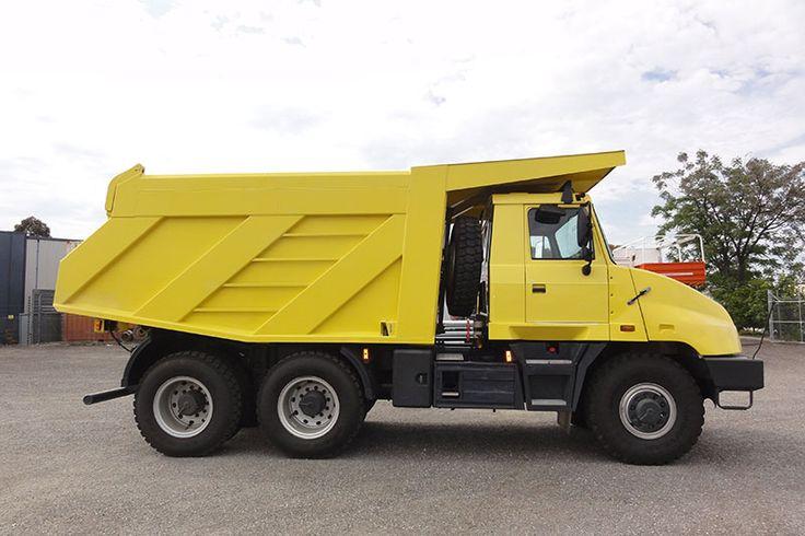 TATRA T 163 - 390SKT 40.300.6x6.2R/371 /Australia/