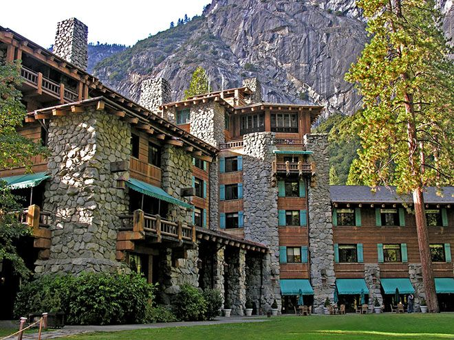 The List: The 6 Best National Park Lodges/ want to stay at all of them