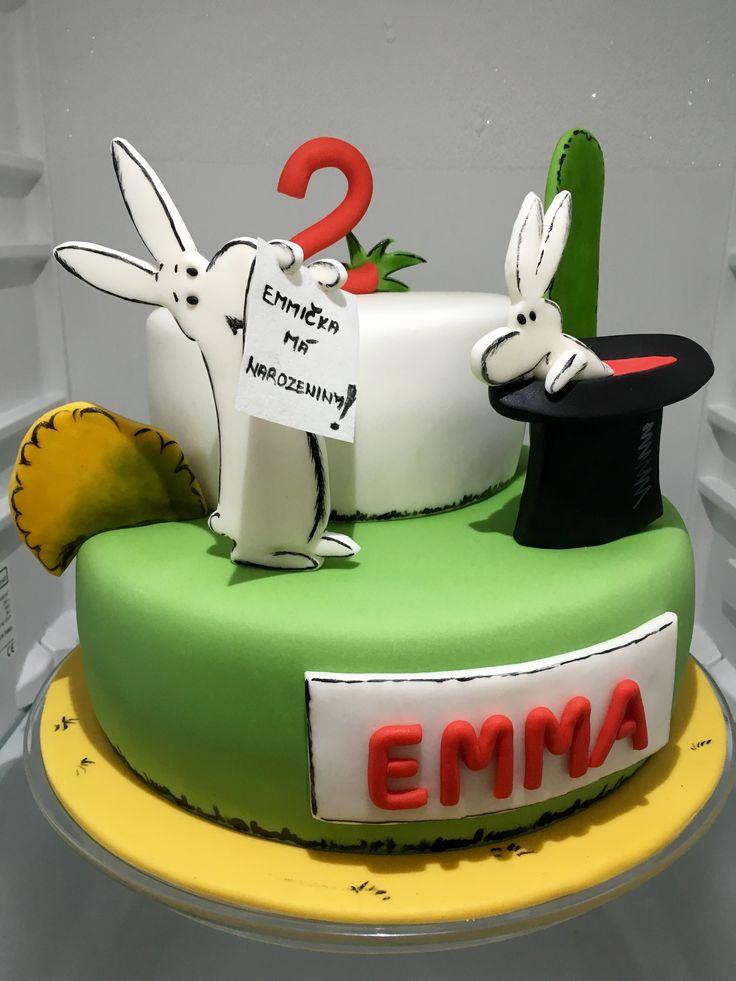 Children Cake, dort Bob a Bobek