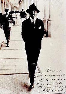 foto santos dumom | Alberto Santos Dumont - Wikipedia, la enciclopedia libre