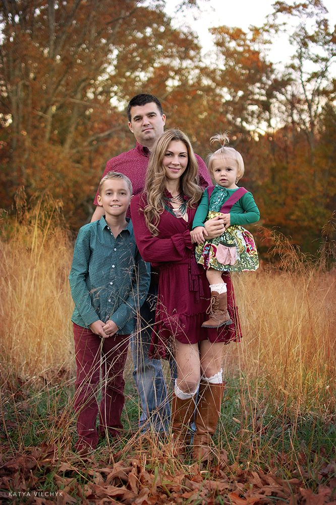 Fall Family Photography | Roswell, GA