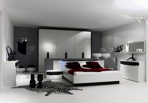 quarto-moderno-cinzento