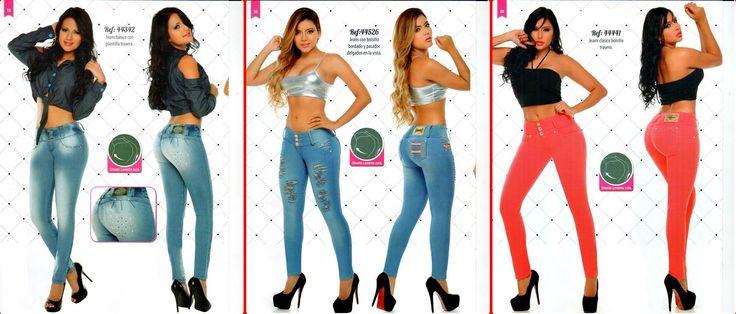 141210 - Jeans /  VENTA DE ROPA POR CATALOGO